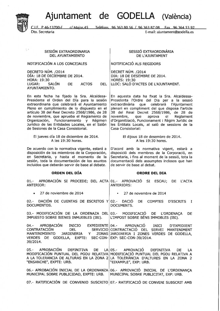 CONVOCAT CONCEJALES 18-12-2014 bilingue_Página_1